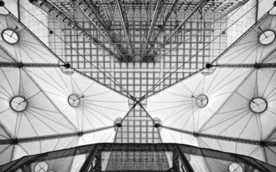 Modern shade sails - Fine Angle Photography