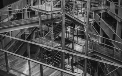 Internal staircase - Fine Angle Photography