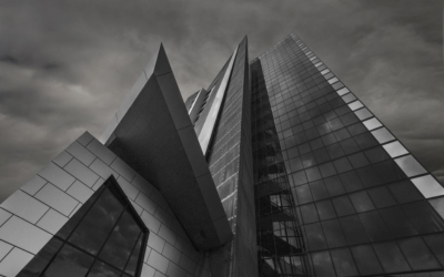 Glass and Cladding - Fine Angle Photography