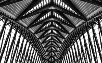 Internal Roofline - Fine Angle Photography