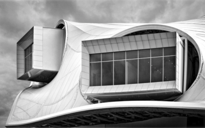 Modern Buildings - Fine Angle Photography