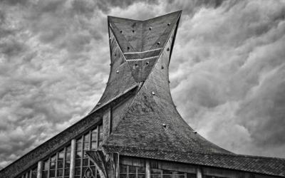 Slate roofing - Fine Angle Photography