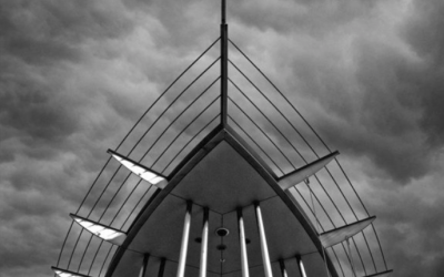 Wire and Steel - Fine Angle Photography