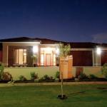 External House at Dusk - Fine Angle Photography