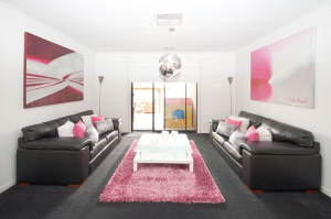 Internal Living Area - Fine Angle Photography