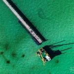 Pier Maintenance - Fine Angle Photography